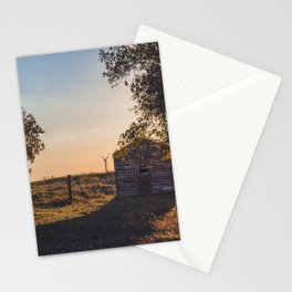 Abandoned Farmstead, North Dakota 2 Stationery Cards