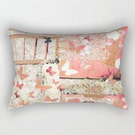 butterflies_II Rectangular Pillow