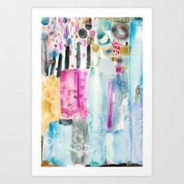 Overseas Art Print