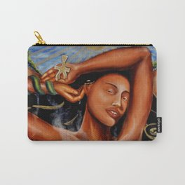 Goddess Hathor Carry-All Pouch