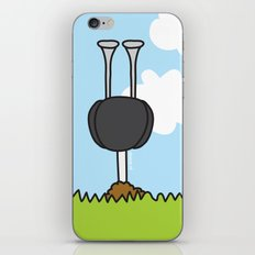 Oz the Ostrich iPhone & iPod Skin