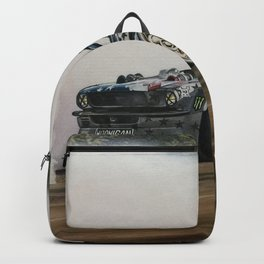 Ken Block Hoonicorn Drift Car Backpack