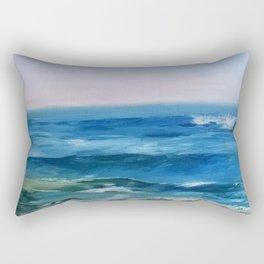 Nado Waves Rectangular Pillow