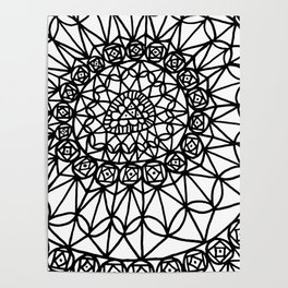 Doodle 12 Poster