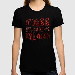 FREE ST. DAVID'S T-shirt