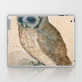 The Little Owl 1508 Albrecht Durer Laptop & iPad Skin