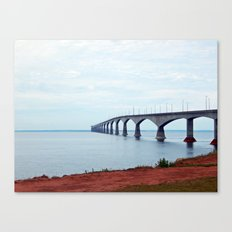 From PEI to NB Canvas Print