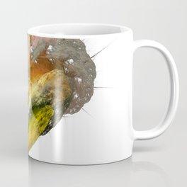 Alien Fractal Coffee Mug