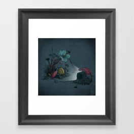 Free TV Framed Art Print