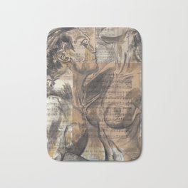 Here In My Arms Bath Mat