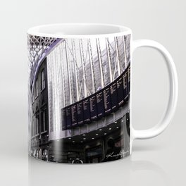 Train Station. Coffee Mug
