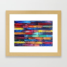 """Wonderwall"" Framed Art Print"