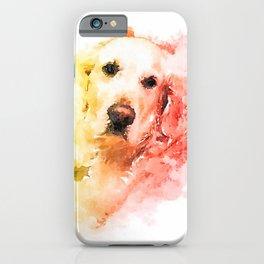Lab iPhone Case