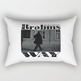 Brahms Way Rectangular Pillow