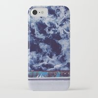 indonesia iPhone & iPod Cases featuring Waves in Indonesia by Suzanne Trooster