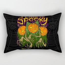I Like It Spooky Rectangular Pillow