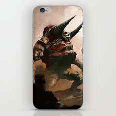 Guardian  iPhone & iPod Skin