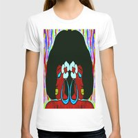 twins T-shirts featuring Twins by Christa Bethune Smith