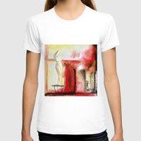 garden T-shirts featuring Garden by Helen Syron