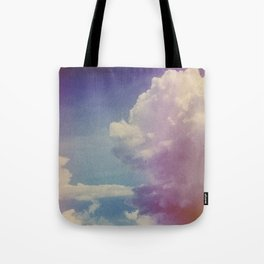 Dream of Clouds Tote Bag