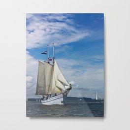 Flying Dutchman Metal Print