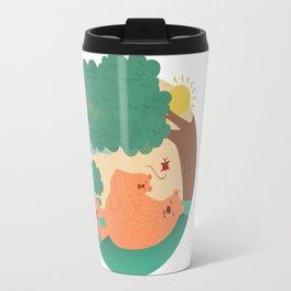bear-ther and daughter-ooo nina bobo Travel Mug