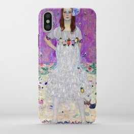 Gustav Klimt Mada Primavesi iPhone Case