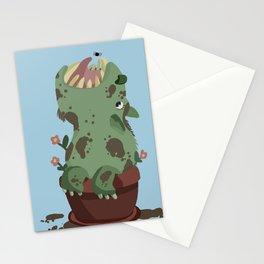 Venus Fly Dog Stationery Cards