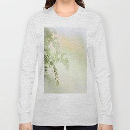Sunlit leaves Long Sleeve T-shirt