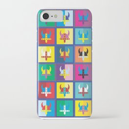 viking stockholm iPhone Case