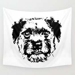 BORDER TERRIER DOG Wall Tapestry