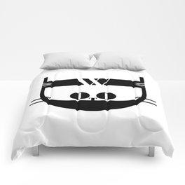 Bodoni Kitten Comforters