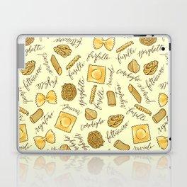 Know Your Pasta Laptop & iPad Skin