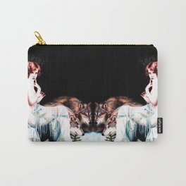 Tell The Wolves Carry-All Pouch