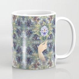 flower sermon of the Buddha Coffee Mug