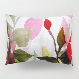 Rosebush Pillow Sham