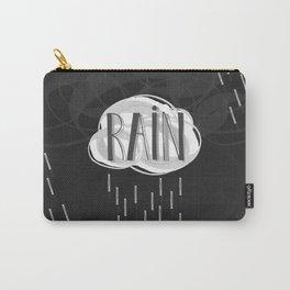 Midnight Rain Carry-All Pouch