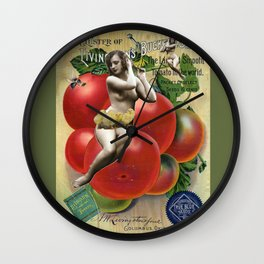 La Pulpeuse Wall Clock