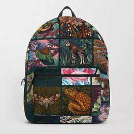 The Unusual Animal Alphabet Backpack