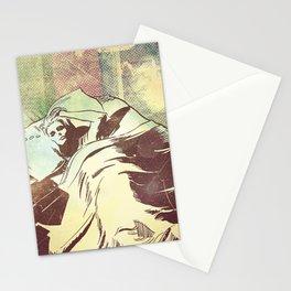 No Turning Back Stationery Cards