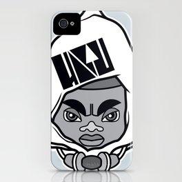 HABU Hoodie iPhone Case