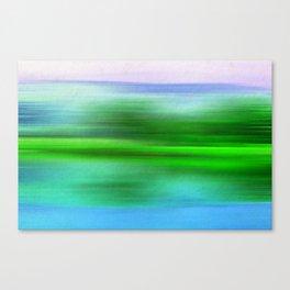 EARTH POEM Canvas Print