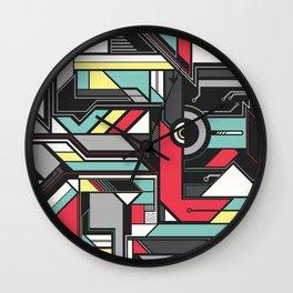 Tech Skool Wall Clock