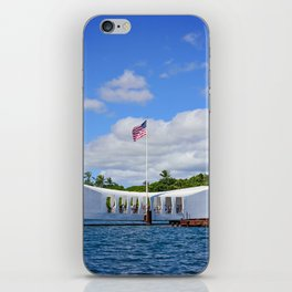 Perl Harbor iPhone Skin