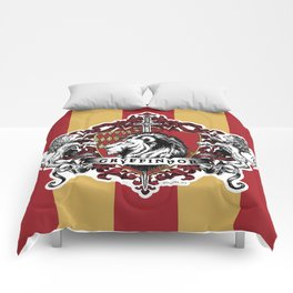 Gryffindor Color Comforters