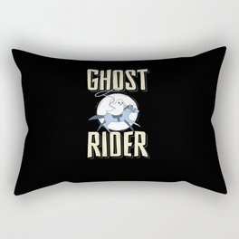 The Ghost Rider Rectangular Pillow