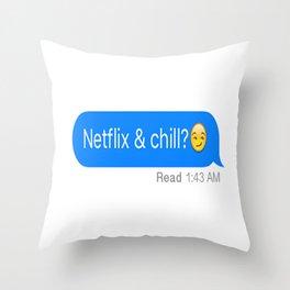 *NEW* Flix & Chill Throw Pillow