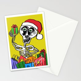 Shermy Claus Stationery Cards