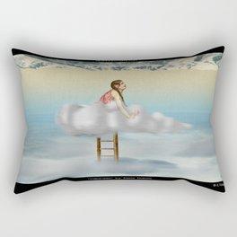 """""""Valparaiso"""" Illustration Denis Dubois Rectangular Pillow"""