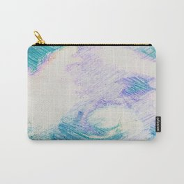blue pencil Carry-All Pouch